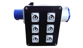 RUB1606 16a Power Distribution Box