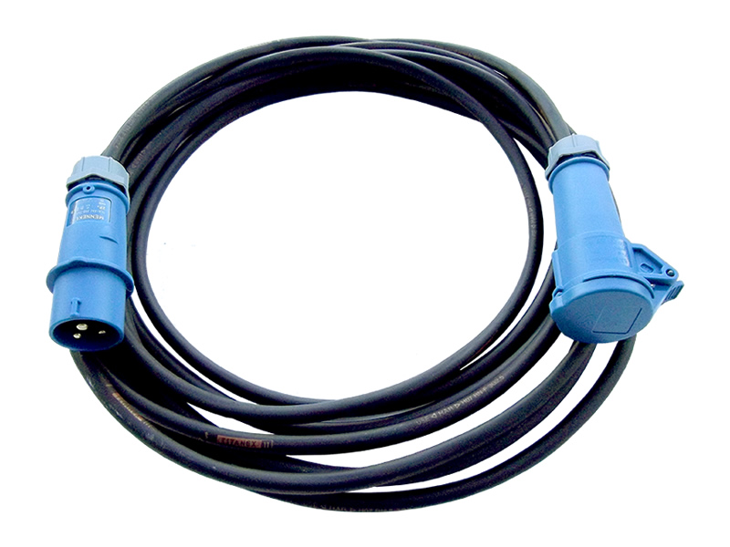 16A 1PH Extension Cable