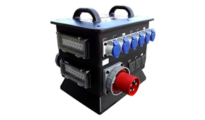 125A Electrical Supply Power Distribution Boxes