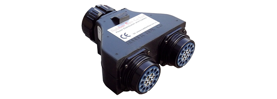 Our range of Socapex Power Distribution products