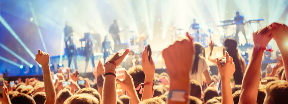 how do organisers use power for music festivals feature image